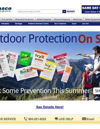 Outdoor Protection Sale