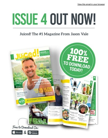 JUICED! Issue 4 Out Now