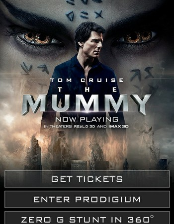 The Mummy - Now Playing in theaters, RealD 3D and IMAX 3D