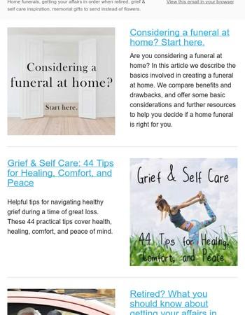 Funeral News & Inspiration -US Urns June 2017 Newsletter