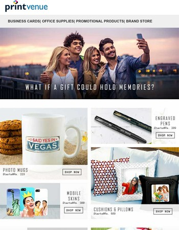What if a gift could hold memories