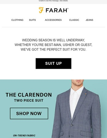 Wedding Suits: Get Ready For The Big Day
