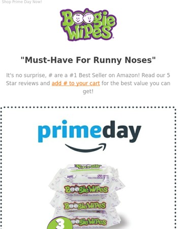 Happening Right Now! Amazon Prime Day