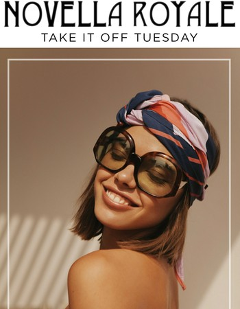 TAKE IT OFF TUESDAY!!!