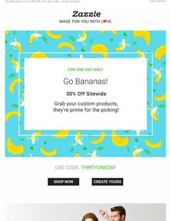 Your 30% Off Code expires soon…