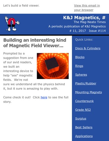 Building a Magnetic Field Viewer