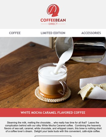 Coffee Bean Direct Newsletter