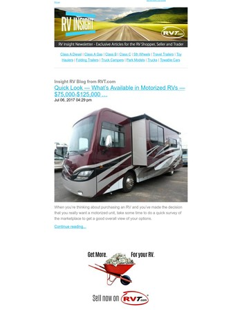 Find % genuine RV Parts Country coupons and save an additional 15% off your order, plus get special offers, promo codes and a lot more.