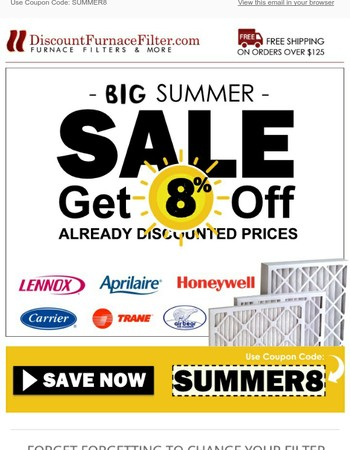Beat The Summer Heat With These Cool Savings