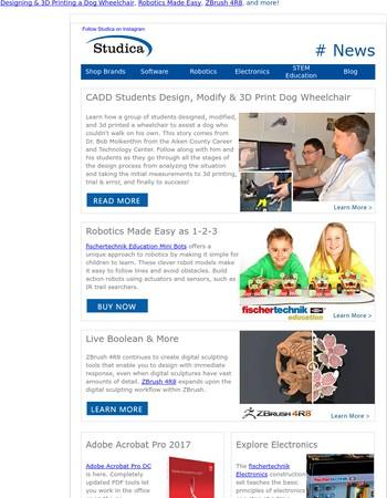 Studica News: July Edition