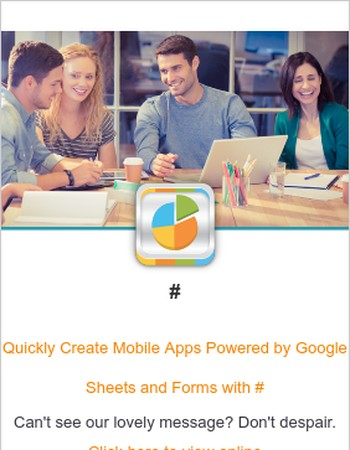 Create Apps Powered by Google Sheets and Forms with Appy Pie