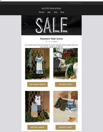 SALE: Best of dresses and shorts