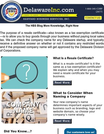 When Do You Need a Resale Certificate?