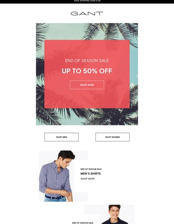 Shirts, Blazers, Pants and more| Up to 50% Off