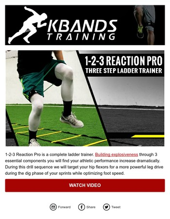 Combine Foot Speed and Resisted Sprinting Today | Stream Drill Now