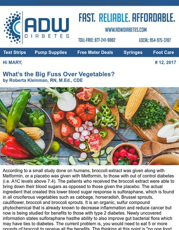 What's the Big Fuss Over Vegetables?