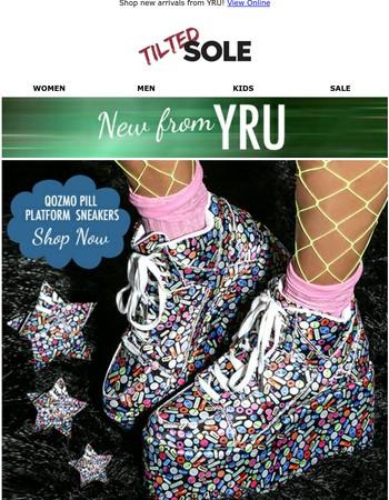 Fun and New from YRU