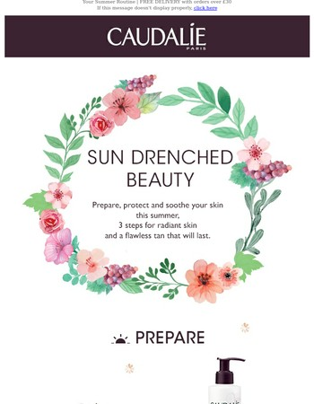 ☀ 3 steps to beautifully sunkissed skin this summer