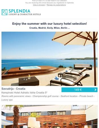 ☀ Last minute: Crete, Majorca, Paris, Saint-Malo, Sardinia, New York and more!