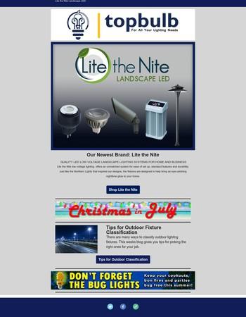 NEW! Lite the Nite