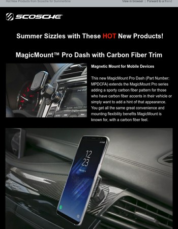 Hot New Products to Make Your Summer Sizzle!