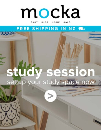 Study Spaces Sorted ✅