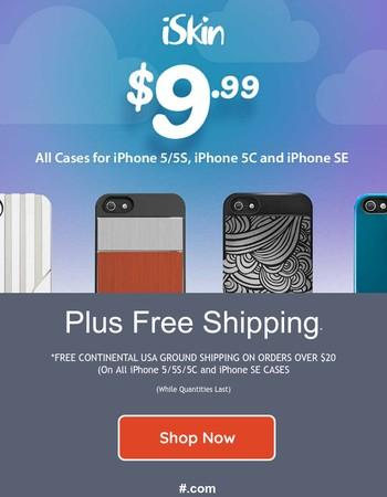 Wow - $10 Case Sale