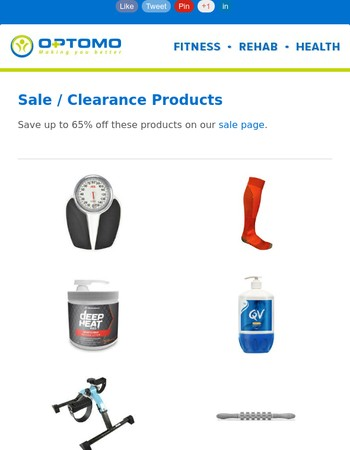Sale / Clearance Products