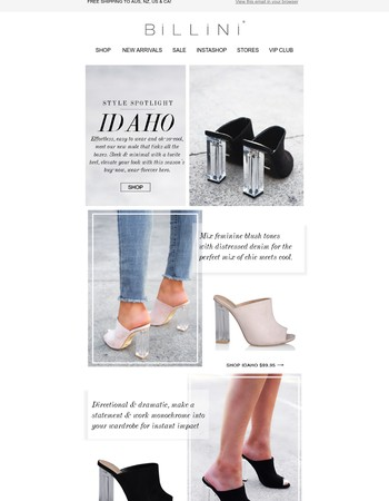 Buy Now, Wear Forever | Meet Your New Must-Have Mule