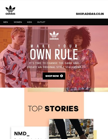 Check out the latest from adidas Originals!