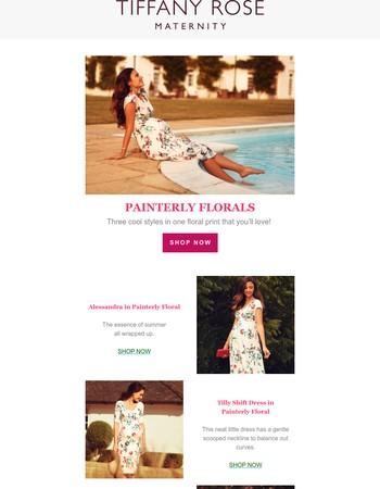 Tiffany Rose Newsletter