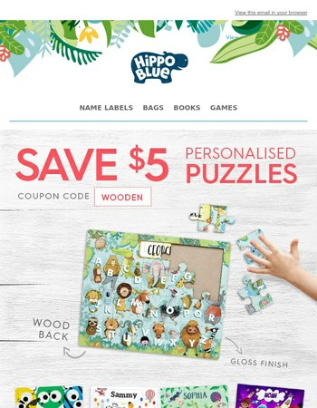 Grab A Fabulous Gift - Puzzle Sale On NOW