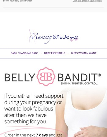 Want your post baby body back?