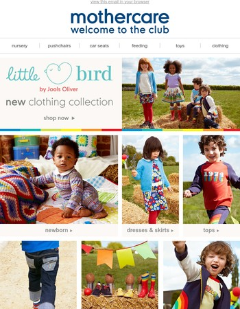 little bird | new clothing collection