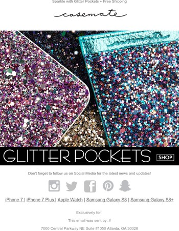 Glitter Goes With Everything!