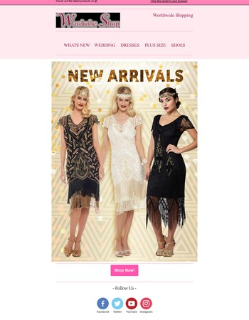 New Deco Party Arrivals!