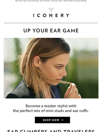 3 Ways To Up Your Ear Styling Game