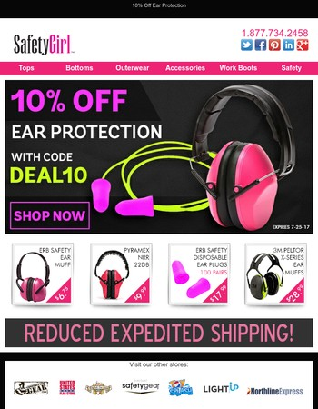 Protect & Promote Hearing Health!