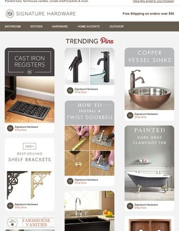 See What's Trending on Pinterest