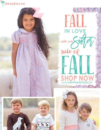 Have You Seen our Fall Line?