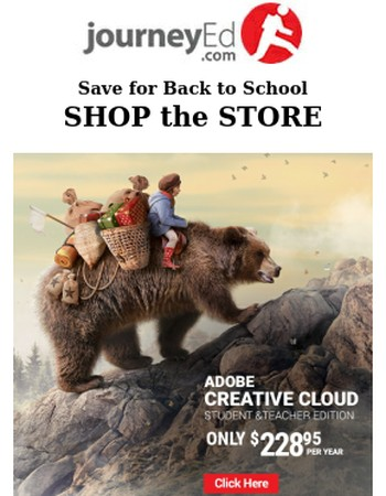 Get in Front of the Creative Curve with Adobe Creative Cloud