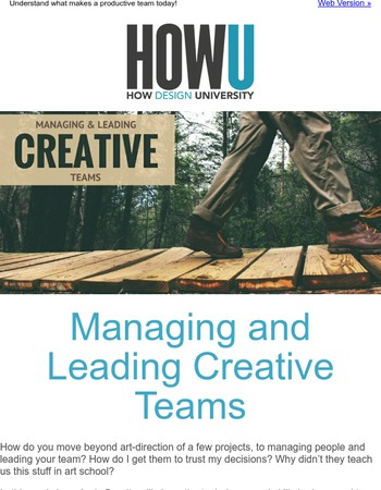 Learn how to build and manage a team!