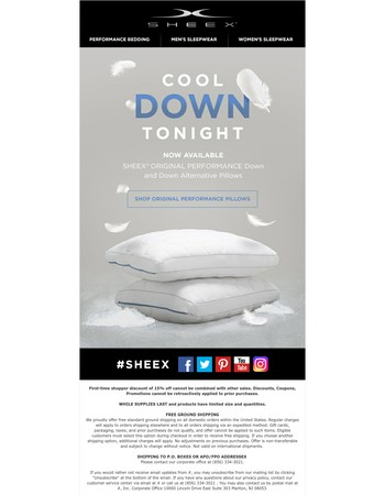 Searching For The Cool Side Of The Pillow? Start Here.