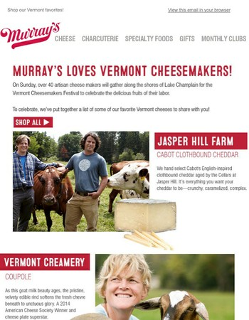 This weekend, get in a Vermont state of rind!