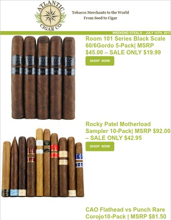Weekend Steals: Weekend Warriors Rejoice - Save on Samplers! Ending soon - Caldwell Sale FREE 5-Pack Valued @ $42.00 with Selected Box Purchase!