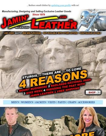 Jamin Leather Newsletter