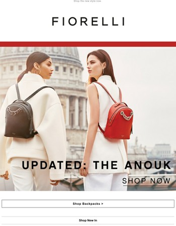 Most loved: the anouk gets an update!