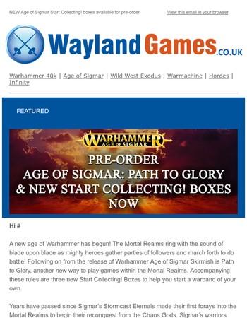 Wayland Games Newsletter