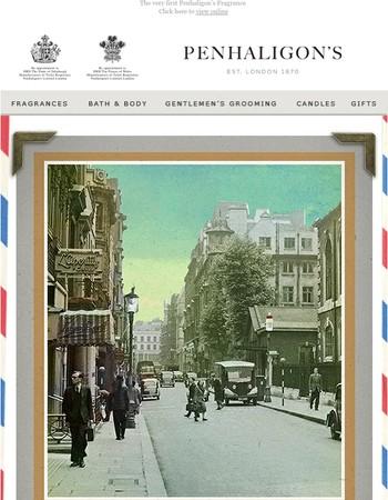 Scented Sightseeing   Jermyn Street