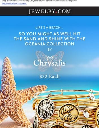 Beach-ready bangles - $32 each!